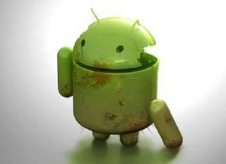 Outdated android vulnerabilities