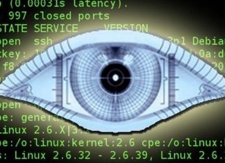 Scanning with nmap