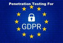 GDPR Penetration Testing
