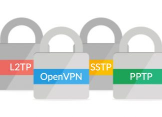 Alternative VPN protocols